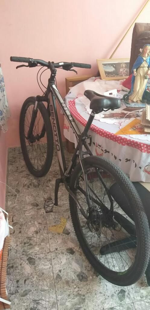 Bicicleta Benotto Rin 29 Casi Nueva