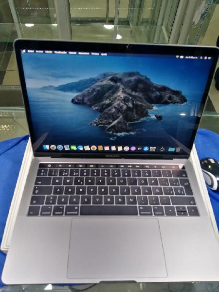 Macbook Pro Touch Bar Mod 2017 8gb 256sd