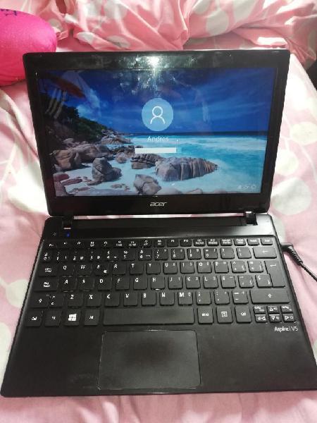 Pc Acer Aspire One 4 Gb Ram Y 500 Disco