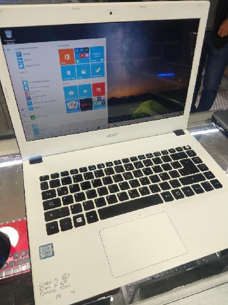 Portátil Acer Core I5 de 6 Generación