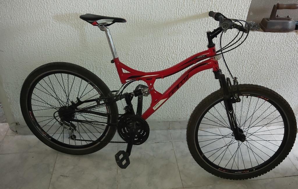 Se Vende Bicicleta Gw Rojo R 26 Acero