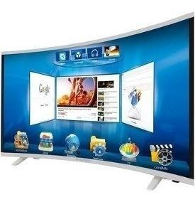 Televisor Hyundai Curvo De 43 Smart Tv