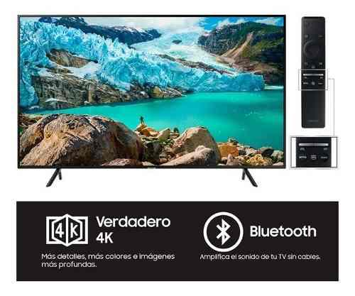 Televisor Led Samsung 50 Pulgadas Uhd 4k Smart Tv Serie 7