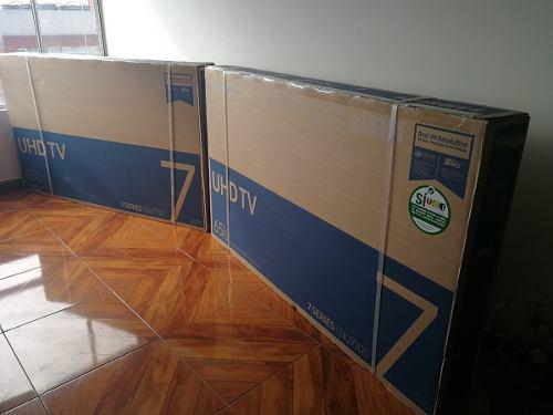 Televisor Samsung Smart Uhd 4k Led 65 Pulgadas Mas Obsequios