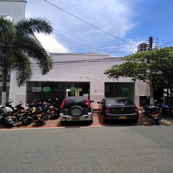 Arriendo Casa Negocio LA AURORA Bucaramanga Inmobiliaria