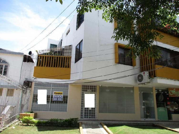 Local En Arriendo En Barranquilla El Prado Cod. ABFNC-13304