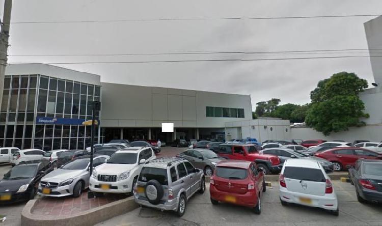 Oficina En Arriendo En Barranquilla El Prado Cod.