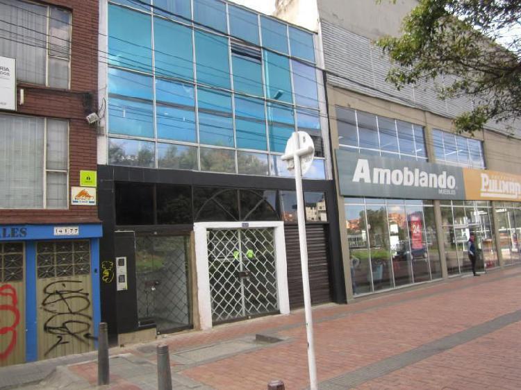 Oficina En Arriendo En Bogota Prado Pinzón Cod. ABACE2771
