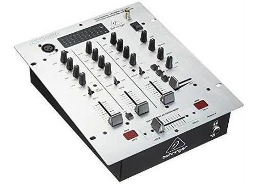 Behringer Pro Mixer Dx626 Mezclador Profesional De Dj De 3