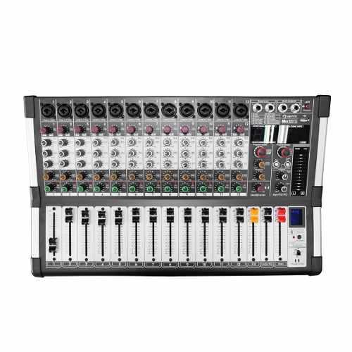 Mezclador De Audio Mixer 12 Canales Vento Mix12fx Efx Dsp