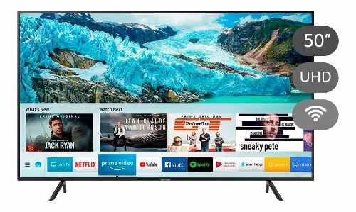 Tv Samsung 50ru7100 Uhd 4k Smart Gtia 1 Año Bt 2019 X1'399