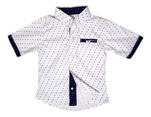 Camisa De Niño Licrada