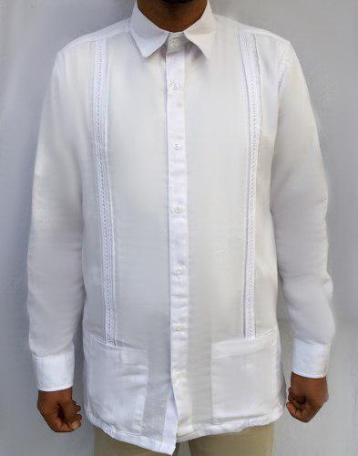 Camisa Guayabera Más Pantalón En Lino