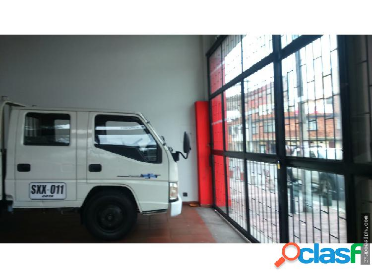 VENDO EDIFICIO COMERCIAL CALLE 80 M2 320