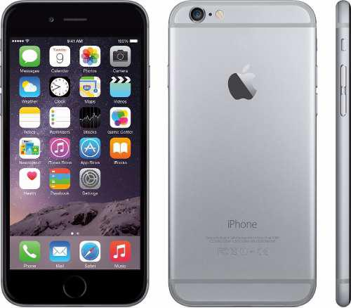 Apple iPhone 6 Plus 16gb 4g Lte 8mp Hd+ Envio ! Promocion !