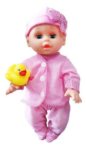 Muñeco Bebé 31cm Juguete Niña Ref. Rl-9511