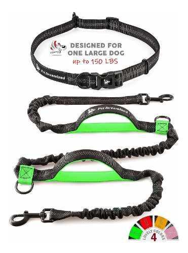Collar De Manos Libres Para Perros Adiestramiento
