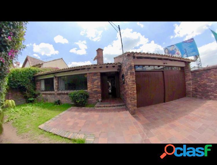 Casa en Venta 20 de Julio(Chia) RAH LR:19-717