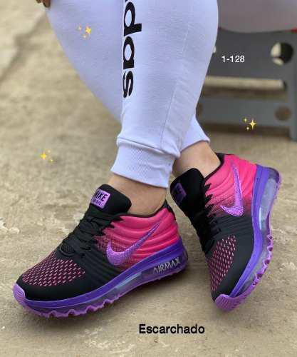 zapatillas de tenis mujer nike