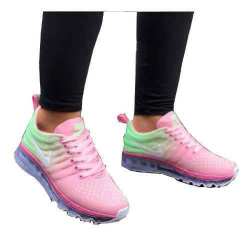 zapatillas mujer nike plataforma