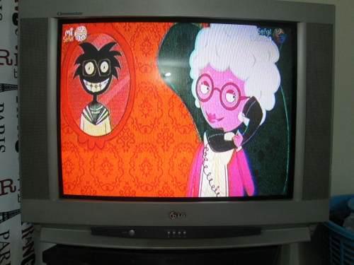 Televisor Tv De 27 Pulgadas Marca Lg Con Control Remoto