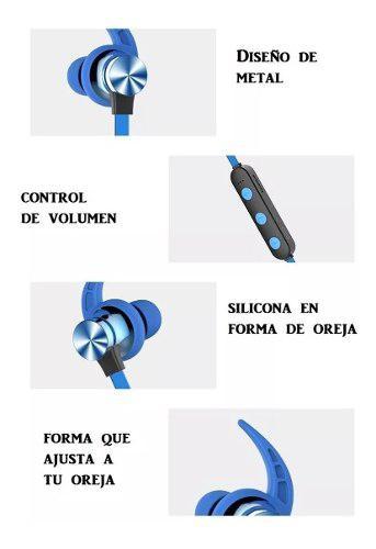 Audífonos Bluetooth Deportivos R1 Micrófono 5 Horas