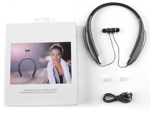 Audífonos Bluetooth Hbs-730 Manos Libres