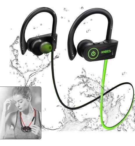 Audífonos Bluetooth Inalámbricos Resistente Agua Sudor