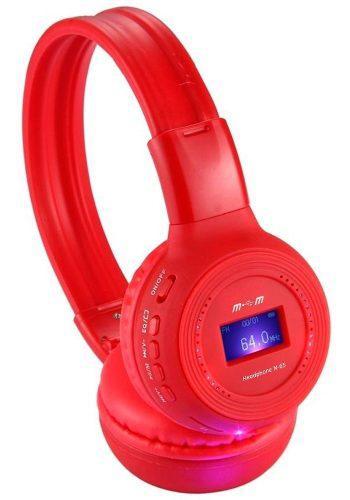 Audífonos Inalámbricos Manos Libres Bluetooth Micro Sd