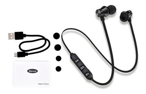 Audífonos Manos Libres Bluetooth Deportes Magnéticos 2019