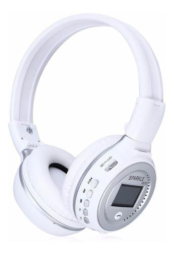 Audifonos Bluetooth Manos Libres Stereo Sound Hd Colors + Ob