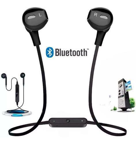 Audifonos Inalambricos Manos Libres Bluetooth Blanco