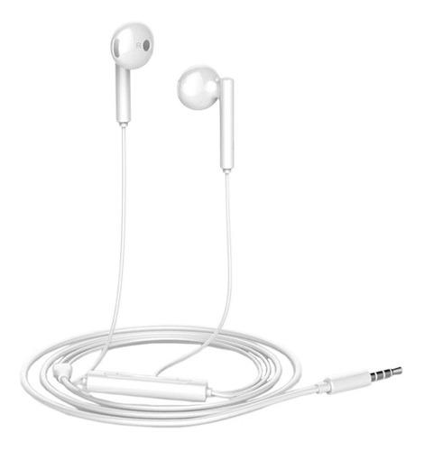 Audifonos Manos Libres Huawei Am115 Original - Blanco