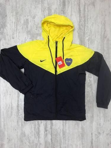 Chaqueta Rompe Vientos Boca Juniors