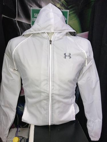 Chaqueta Rompeviento 100% Impermeable Y Reflectiva