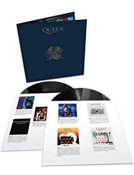 Queen - Queen Greatest Hits Ii Lp X2 Disponible Envio Gratis