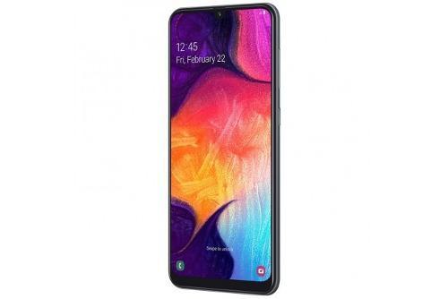Celular Libre Samsung A50 64gb Ds Negro