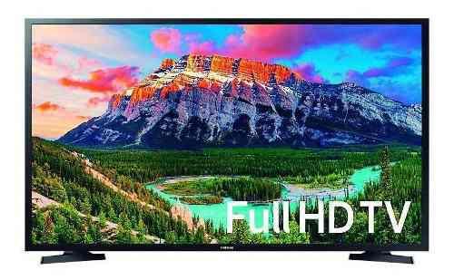 Televisor Samsung 49 Full Hd Flat Smart Tv 49j5290akxzl