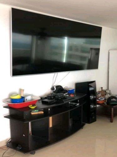 Tv Samsung 86 Smart Tv Full Uhd Ultra Hd 4k+torres De Sonid