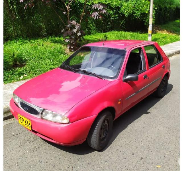 Ford Fiesta 2000 Lx 5 puertas