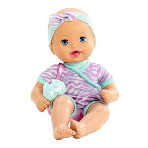 Little Mommy Bebita Recien Nacida Mattel Muneca -surtida
