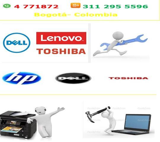 Servicio técnico de computadores, impresoras, cableado