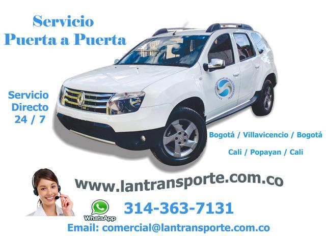 Taxis Ejecutivos camionetas, vans, bogota, cali, popayan,