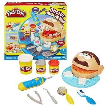 ws: 310-544-61-60 Play Doh Dentista Bromista Plastilina