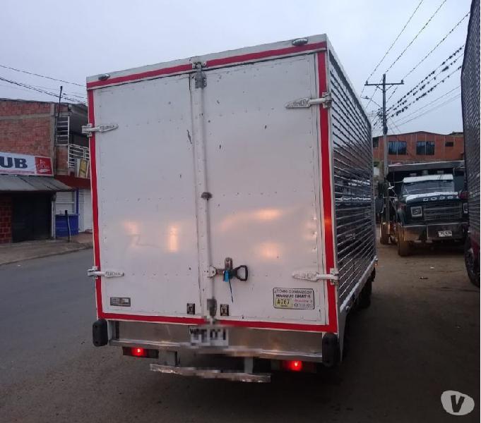 Vendo furgón Chevrolet NHR como nuevo