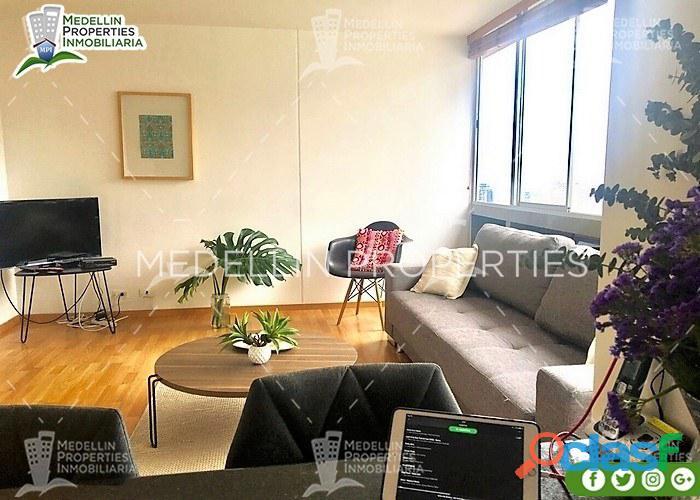 Apartamentos Amoblados Por Mes en Medellín: 4934