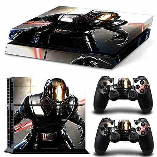 Goldendeal Ps4 Console Y Dualshock 4 Controller Skin Set Sta