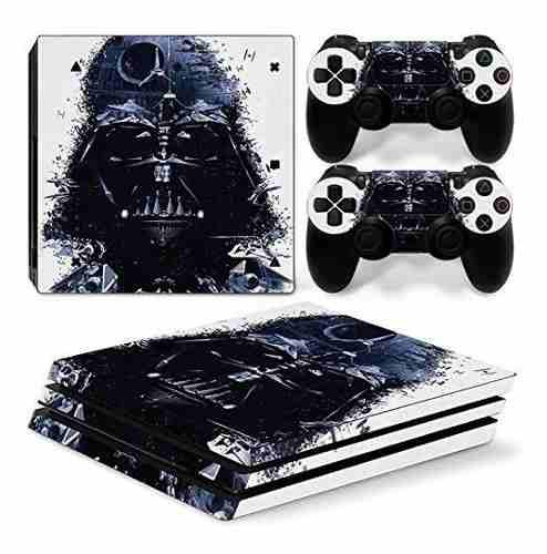 Goldendeal Ps4 Pro Console Y Dualshock 4 Controller Skin Set