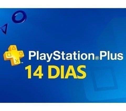 Membresia Playstation Plus Ps4 Ps3 Psp Psn 14 Dias Online