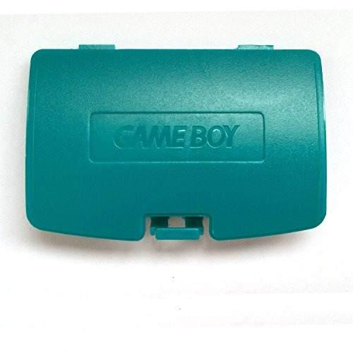 Games & Tech Teal Blue Nintendo Gameboy Game Boy Color Gbc